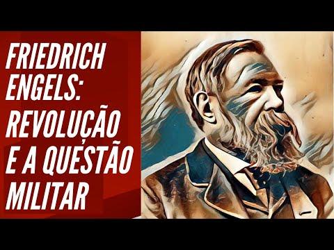 Friedrich Engels: revolução e a questão militar