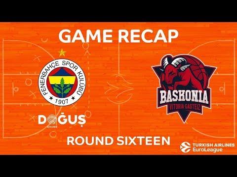 Baskonia Vitoria Gasteiz vs Valencia Basket