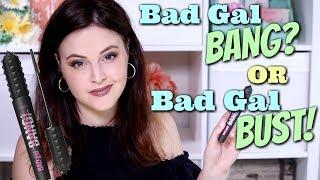 Hottest New Mascara? Benefit BadGal BANG Mascara Demo and Review! | Jen Luvs Reviews