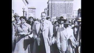 Brown vs Board of Education Thurgood Marshall www.BlogTalkRadio.com/TheGISTofFREEDOM