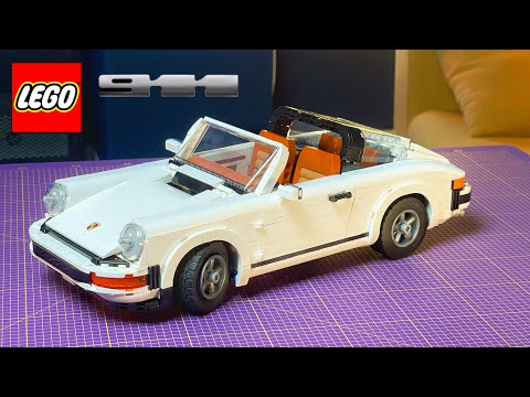 Lego Porsche 911 Turbo e Targa – M …