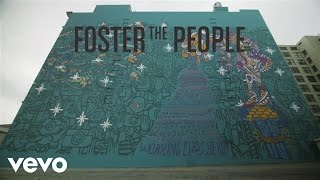 Foster The People Coming of Age (Mural Time-Lapse) Şarkı dinle