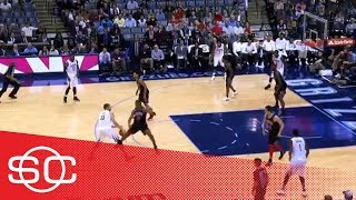 SportsCenter's top 10 NBA plays of the week | March 19, 2018 | ESPN