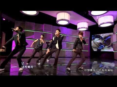 [HD繁中字] 080928 東方神起(동방신기) - Mirotic(주문)@Comeback Special