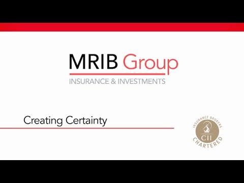MRIB Group: Creating Certainty