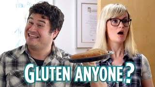 What Happens When You Tell People You Can't Eat Gluten