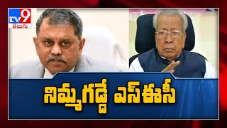 Governor directs AP govt to reappoint Nimmagadda Ramesh as..