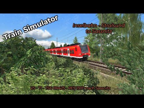 VS - T1 - TSG BR425 - RE9 13011 nach Sassnitz