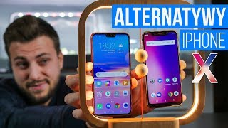 TANIE ALTERNATYWY IPHONE X 📱 TOP 5