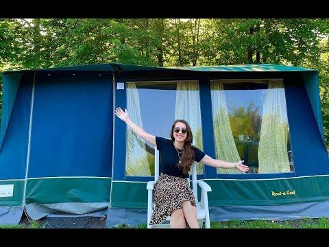 Met Laura op vakantie: naar de camping in Duitsland