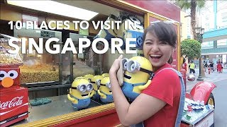 ✈ Explore SINGAPORE (MUST WATCH!)
