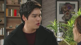 "[Rosy lovers] 장미빛 연인들 39회 - Lee Jang-woo, Drag out Lee Mi-Sook ""Mom, why cook here!"" 20150228"