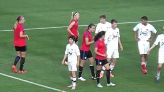 U23 Plays U15 and U16 Men at UVa 5-5-16
