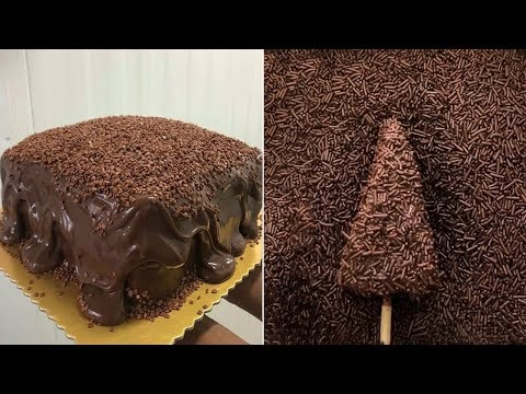Yummy and Delicious Chocolate Cake Decorations | So Yummy Chocolate Desserts Ideas