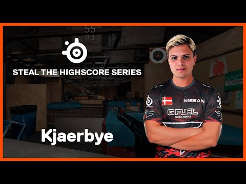 StealTheHighScoreSeries - Aim and Win! | Episode 4, Kjaerbye