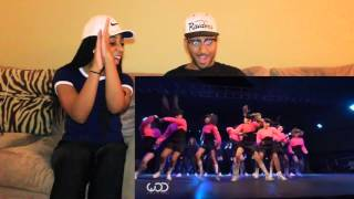 """Couple Reacts : Royal Family """"FRONTROW"""" World of Dance 2015 Reaction!!!"""