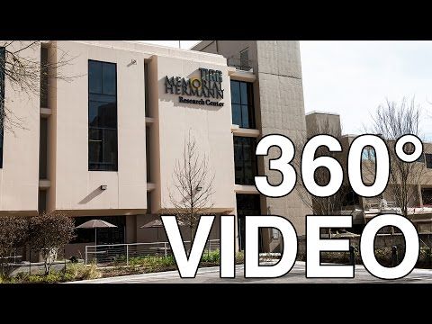 TIRR Memorial Hermann NeuroRecovery Research Lab 360° Tour