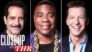 Full Comedy Actors Roundtable: Tracy Morgan, Sean Hayes, Marc Maron, Ray Romano | Close Up with THR