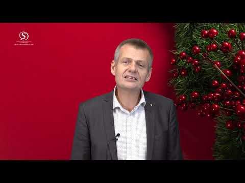 Julhälsning 2018 från Sveriges Skolledarförbund - Matz Nilsson