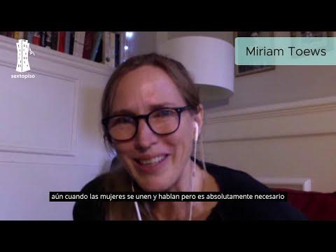 Vidéo de Miriam Toews
