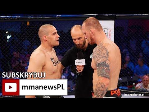 """Nagrania walk Babilon MMA 1: """"Fijałka vs Łazarz"""""""