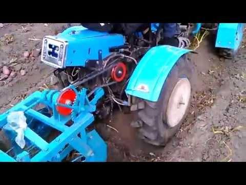 Минитрактор новый (маленький трактор) купить цена | Киев.