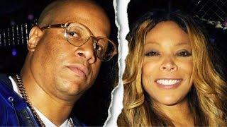 Wendy Williams served Kevin Hunter the PAPERS wrapped in a Gift Box and Bow!