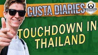 Overwatch World Cup in Thailand | CUSTA DIARIES