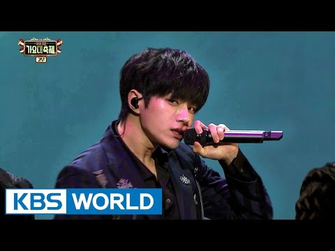 INFINITE - The Eye [2016 KBS Song Festival / 2017.01.01]