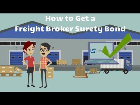 How to Get a Freight Broker Bond?