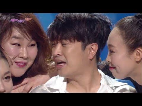 """개그콘서트 - '명훈아 명훈아 명훈아' 정명훈, """"민경씨 나 좁아요"""" 본격 진심 폭발.20180121"""