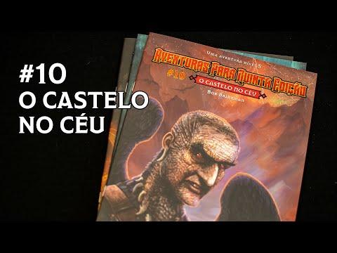 Aventuras para 5ª Edição - Livro #10: O Castelo no Céu