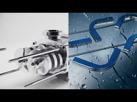 Alfa Laval - Twin screw
