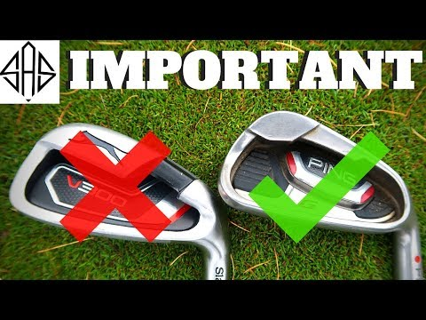 WATCH THIS BEFORE BUYING YOUR FIRST SET OF IRONS!