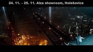 Trailery HD - Mrakodrap - VR skok na vlastní kůži - Zdroj: