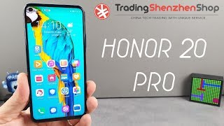 Vidéo-Test : Honor 20 Pro Test, Quadruple camera, le véritable PHOTOPHONE?