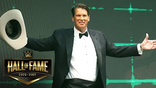 JBL apologizes to absolutely nobody: WWE Hall of Fame 2021 (WWE Network Exclusive)