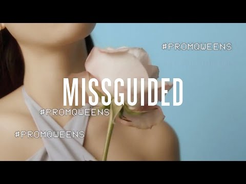 missguided.co.uk & Missguided Promo Code video: Prom queens don't need prom kings | Missguided
