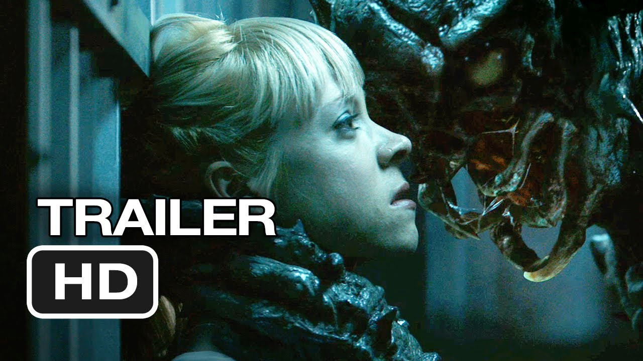 Storage 24 Official Trailer #2 (2012) - Science Fiction ...