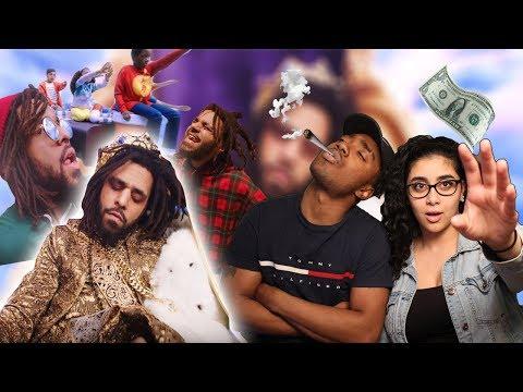 J. Cole - ATM | MUSIC VIDEO | 💵🤑 REACTION VIDEO | J.COLE KOD ALBUM 🔥