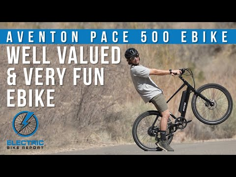 Aventon Pace 500 | Electric Commuter Bike Review (2021)