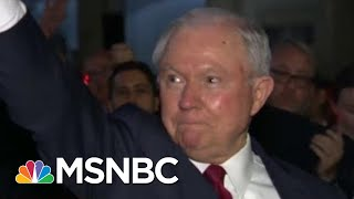 How Donald Trump Firing Jeff Sessions Could End Mueller Probe | The Beat With Ari Melber | MSNBC