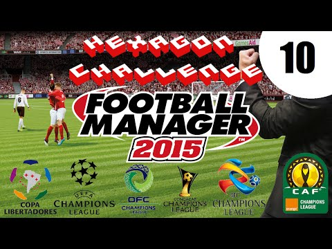 Pentagon/Hexagon Challenge - Ep. 10: Hawke It Up | Football Manager 2015