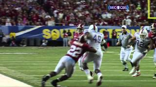 2009 SEC Championship - #2 Alabama vs. #1 Florida (HD)