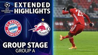 Bayern Munich vs. Salzburg: Extended Highlights | UCL on CBS Sports