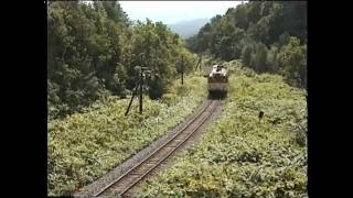 1995年9月 さようなら深名線 by kokutetsushoku on YouTube