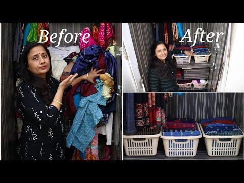12 New and Secret Tips to Organize Closet - Wardrobe Organization Ideas