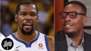 Paul Pierce doesn't understand what's going on with Kevin Durant   The Jump