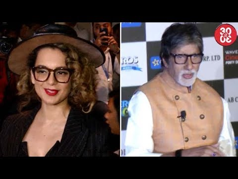 Anand Talks About His Equation With Kangana | Amitabh To Be Part Of 'Sairat's Hindi Remake