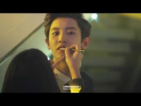 131114 Melon Music Awards chanyeol - backstage 'bababababa' ♥